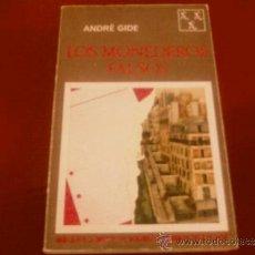 Livres d'occasion: ANDRE GIDE. LOS MONEDEROS FALSOS. SEIX BARRAL. Lote 204439186