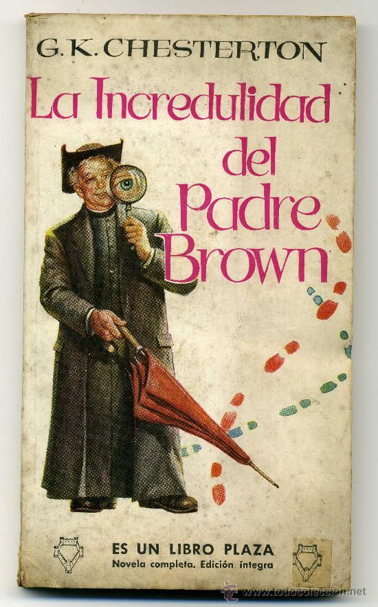 CHESTERTON PADRE BROWN PDF DOWNLOAD
