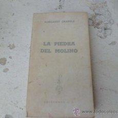 Libros de segunda mano: LIBRO LA PIEDRA DEL MOLINO MARGARET DRABBLE 1970 ED. G.P. L-1842. Lote 33349483