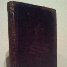 Libros de segunda mano: FRAY LUIS DE LEÓN. LA PERFECTA CASADA. AGUILAR, MADRID 1944. COLECCIÓN CRISOL Nº 10.. Lote 34086745