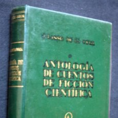Libros de segunda mano: ANTOLOGIA DE CUENTOS DE FICCION CIENTÍFICA. ED. LABOR. Lote 34396977