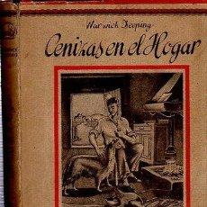 Libros de segunda mano: CENIZAS EN EL HOGAR, EL ELEFANTE BLANCO 36, SATURNINO CALLEJA, MADRID. Lote 35806261