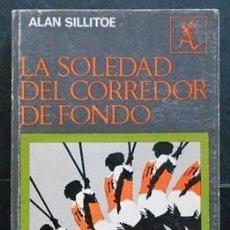 Libros de segunda mano: LA SOLEDAD DEL CORREDOR DE FONDO - ALAN SILLITOE - SEIX BARRAL (BIBLIOTECA BREVE DE BOLSILLO) 1969. Lote 35889840
