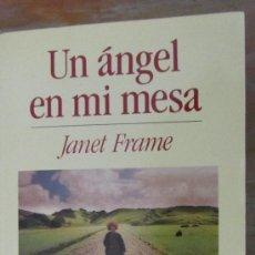 Libros de segunda mano: UN ÁNGEL EN MI MESA DE JANET FRAME (SEIX BARRAL). Lote 100560004