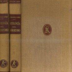 Libros de segunda mano: W. FERNÁNDEZ FLÓREZ : ANTOLOGÍA DEL HUMORISMO - DOS TOMOS (LABOR, 1961). Lote 36288351