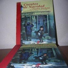 Libros de segunda mano: CUENTOS DE NAVIDAD - CHARLES DICKENS. Lote 36395996