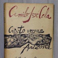 Libros de segunda mano: CRISTO VERSUS ARIZONA. ILUSTRACIONES DE ARRANZ BRAVO.. Lote 43522225