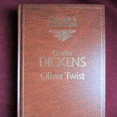 Libros de segunda mano: OLIVER TWIST. CHARLES DICKENS. RBA EDITORES, 1991. NUEVO. Lote 220308435