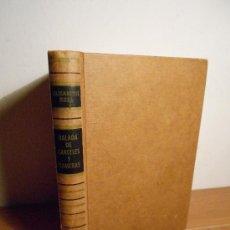 Libros de segunda mano: BALADA DE CÁRCELES Y RAMERAS (ELISABETH SZEL) 1ª EDICIÓN 1975. Lote 36794108