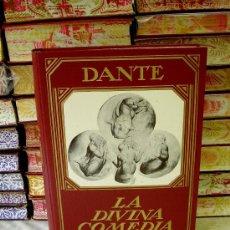Libros de segunda mano: LA DIVINA COMEDIA . AUTOR : ALIGHIERI, DANTE . Lote 36821404