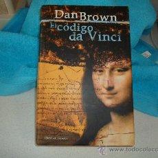 Libros de segunda mano: EL CODIGO DA VINCI. Lote 37149196