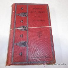 Libros de segunda mano: MEMORIAS DEL P. JUAN GERARD. P. KINDONG. S. J. RM59880. Lote 37150394