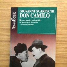 Livres d'occasion: DON CAMILO DE GIOVANNI GUARESCHI. Lote 37330686