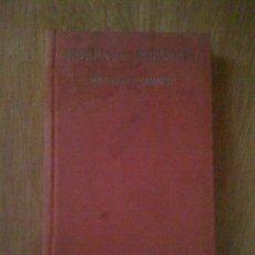Libros de segunda mano: ESPAÑA Y LOS ESPAÑOLES, DE MIGUEL DE UNAMUNO. AFRODISIO AGUADO, 1955. Lote 37856958