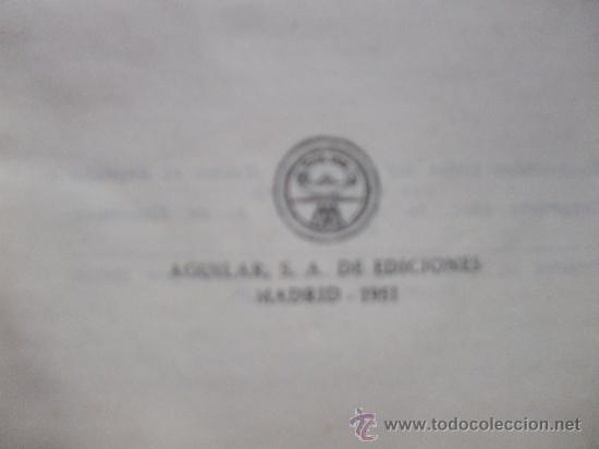 Libros de segunda mano: GOGOL, OBRAS COMPLETAS, AGUILAR, Joyas Literarias - Foto 5 - 37888352