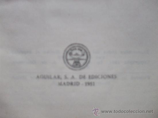 Libros de segunda mano: GOGOL, OBRAS COMPLETAS, AGUILAR, Joyas Literarias - Foto 6 - 37888352