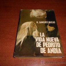 Libros de segunda mano: LA VIDA NUEVA DE PEDRITO DE ANDÍA (R. SÁNCHEZ MAZAS) ED. PLANETA, 1971. Lote 183003993