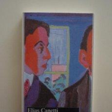 Libros de segunda mano: EL TESTIGO ESCUCHÓN (CINCUENTA CARACTERES), DE ELIAS CANETTI. ANAYA & MARIO MUCHNIK,1993. Lote 38498447