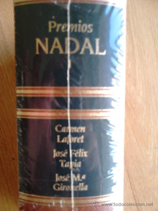 PRECINTADO, PREMIOS NADAL 1 LAFORET + TAPIA + GIRONELLA (Libros de Segunda Mano (posteriores a 1936) - Literatura - Narrativa - Otros)