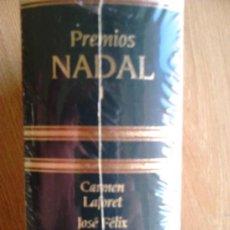 Libros de segunda mano: PRECINTADO, PREMIOS NADAL 1 LAFORET + TAPIA + GIRONELLA. Lote 38553570