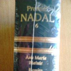 Libros de segunda mano: PRECINTADO, PREMIOS NADAL 6 MATUTE + PINILLA + PAYNO. Lote 38553703