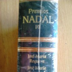 Libros de segunda mano: PRECINTADO, PREMIOS NADAL 10 REQUENA + CARRASCAL + GARCÍA BLÁZQUEZ. Lote 38553834