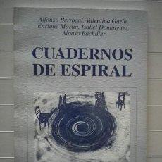 Libros de segunda mano: V.V.A.A. - CUADERNOS DE ESPIRAL. Lote 38801944