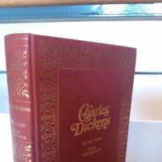 Libros de segunda mano: CHARLES DICKENS - OLIVER TWIST - DAVID COPERFIELD. Lote 39182760