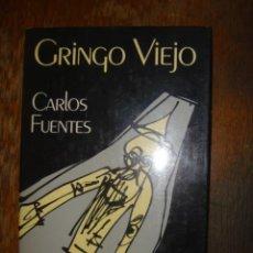 Livros em segunda mão: GRINGO VIEJO. CARLOS FUENTES. MONDADORI. NARRATIVA. 1989. Lote 39307010