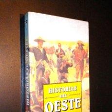 Libros de segunda mano: HISTORIAS DEL OESTE. VOLUMEN 3. Lote 39644799