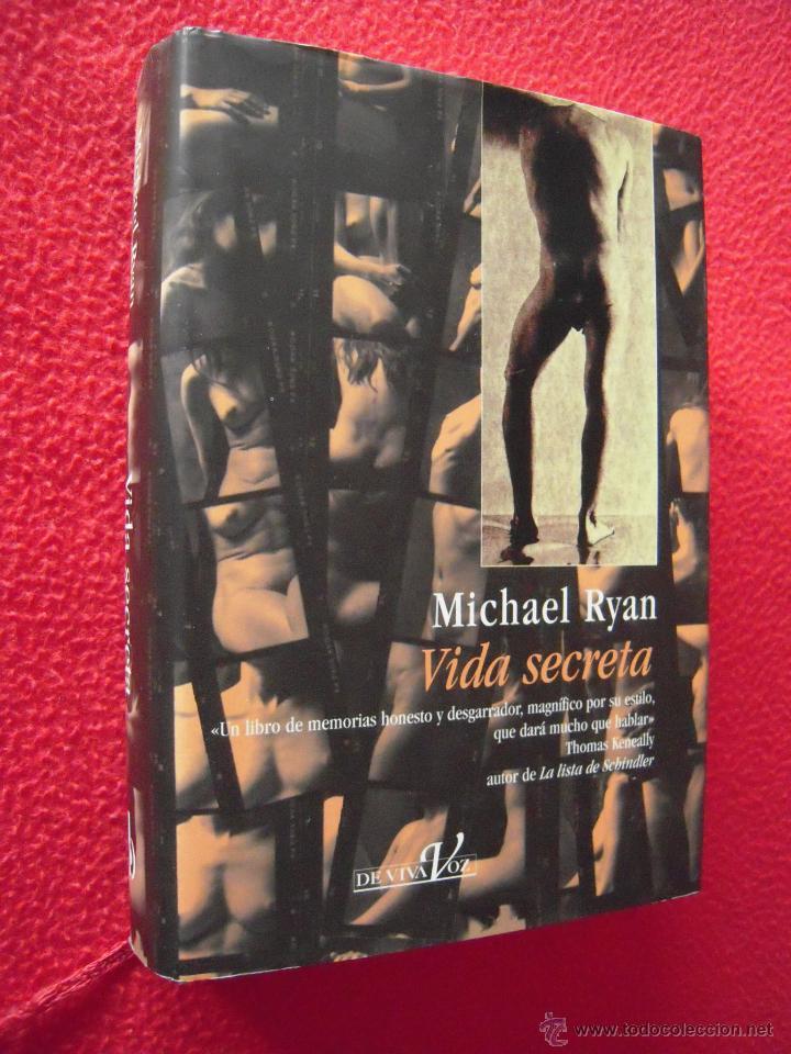 VIDA SECRETA - MICHAEL RYAN (Libros de Segunda Mano (posteriores a 1936) - Literatura - Narrativa - Otros)