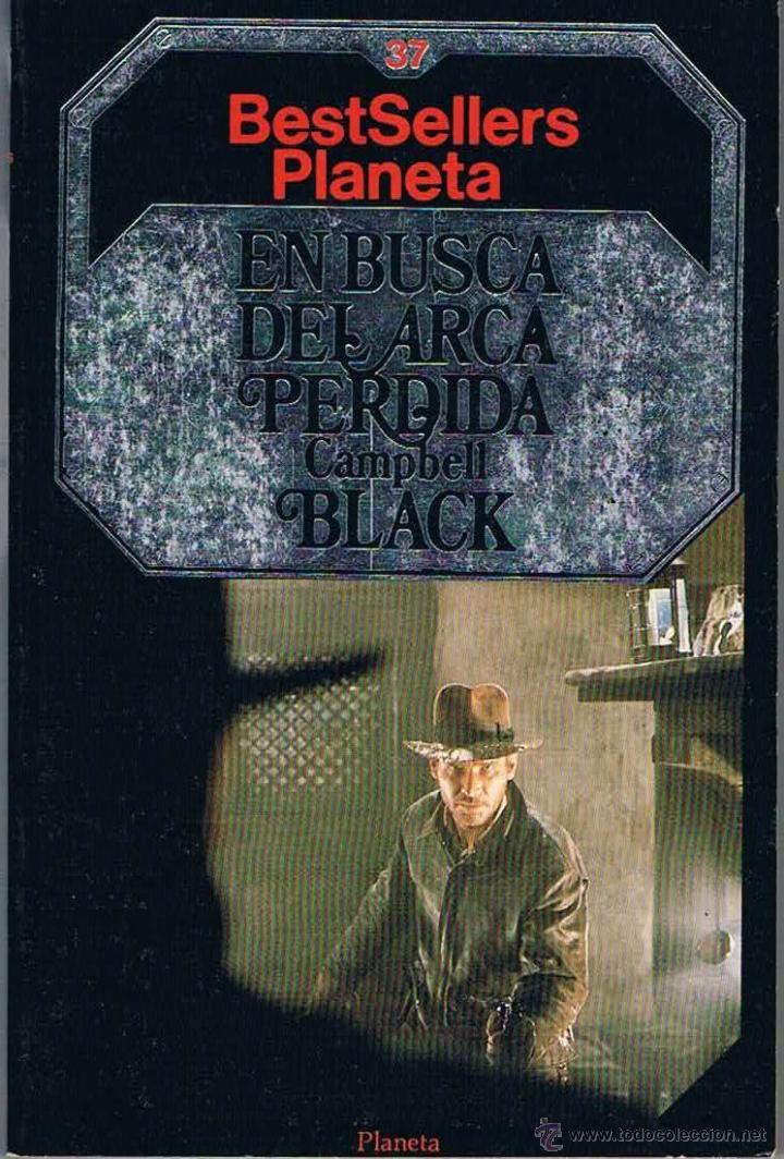 EN BUSCA DEL ARCA PERDIDA. BESTSELLERS PLANETA. (Libros de Segunda Mano (posteriores a 1936) - Literatura - Narrativa - Otros)