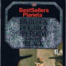 Libros de segunda mano: EN BUSCA DEL ARCA PERDIDA. BESTSELLERS PLANETA.. Lote 39843082