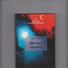 Gebrauchte Bücher - ANGEL GANIVET - IDEARIUM ESPAÑOL - BARCELONA 2004 - 39856985