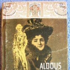 Libros de segunda mano: MI TIO SPENCER - ALDOUS HUXLEY. PLAZA Y JANES EN 1973.. Lote 39976689