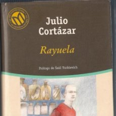 Libros de segunda mano: RAYUELA - JULIO CORTAZAR - BIBLIOTECA EL MUNDO 2001. Lote 40075106