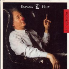 Libros de segunda mano: MEMORIAS DE UN BUFÓN - ALBERT BOADELLA - ESPASA HOY 2001. Lote 40075358
