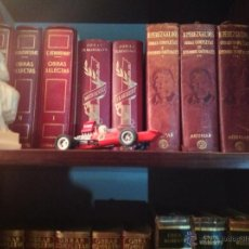 Libros de segunda mano: OBRAS SELECTAS I -II ,AUTOR: N.KAZANTZAKI. ISBN: EDITORIAL: PLANETA. AÑO: 1960. EDICION: 1ª EDICION. Lote 38727711