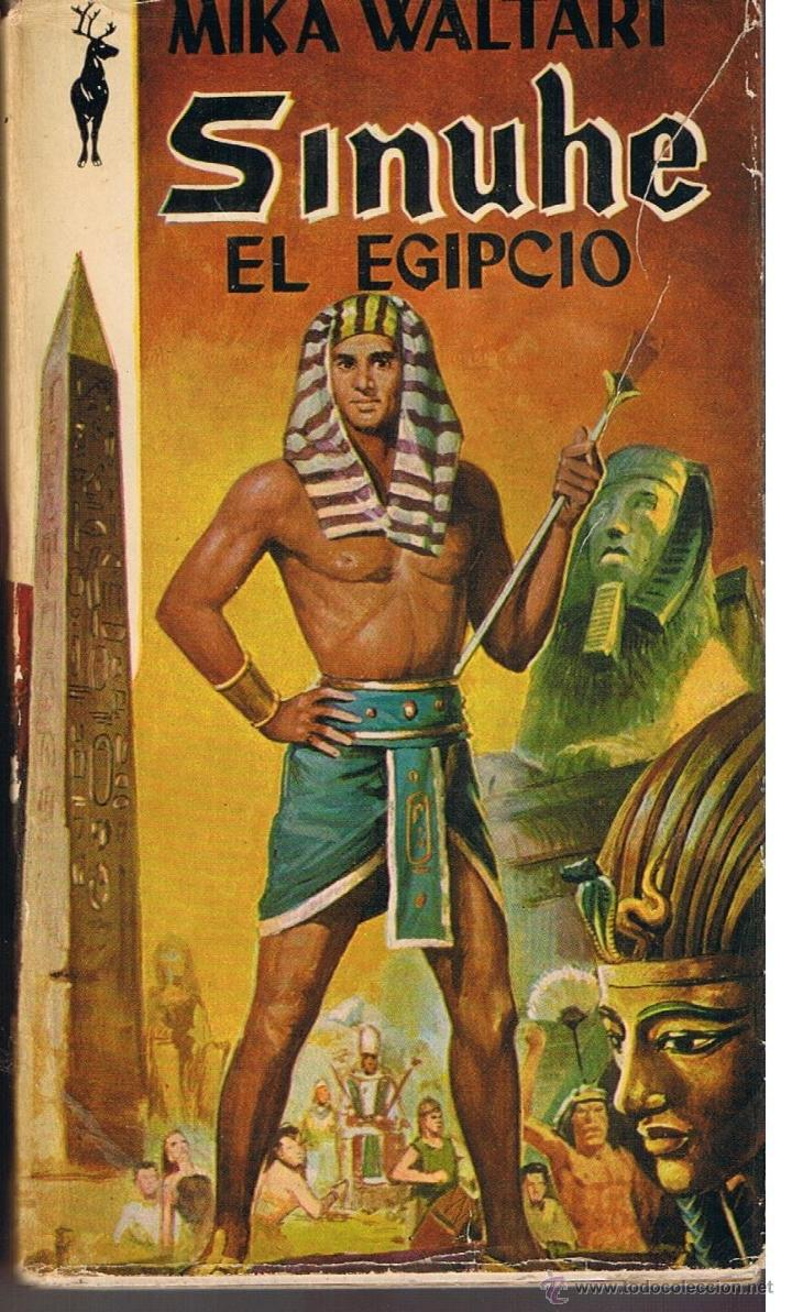 Libros reno n el egipcio mika walta comprar en todocoleccion 40263858 - Libreria segunda mano online ...