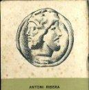 Libros de segunda mano: ANTONI RIBERA : LLIBRE DELS SET SOMNIS (ALBERTÍ, 1953) EN CATALÁN. Lote 40482433