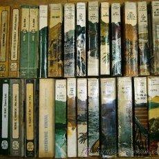 Libros de segunda mano: GRAN LOTE CON 25 NOVELAS DE BOLSILLO, EDICIONES GP Y RENO (VER DESCRIPCIÓN). Lote 40593440