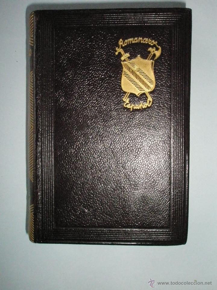 Libros de segunda mano: ROMANCERO ESPAÑOL. Aguilar, colección Joya. 1946. Perfecto ejemplar. - Foto 2 - 40919162