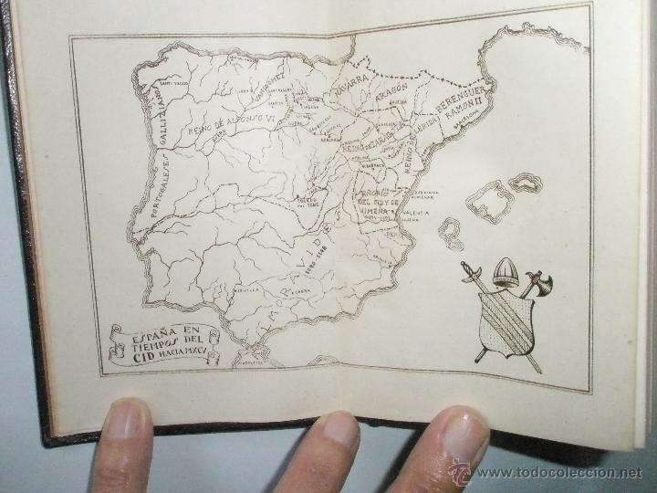 Libros de segunda mano: ROMANCERO ESPAÑOL. Aguilar, colección Joya. 1946. Perfecto ejemplar. - Foto 6 - 40919162