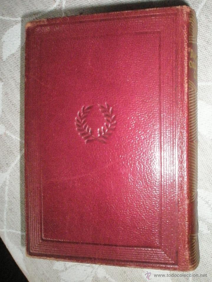 Libros de segunda mano: RAMON Y CAJAL, S.: OBRAS LITERARIAS COMPLETAS. Aguilar-Joya. 1950 - Foto 3 - 40934168