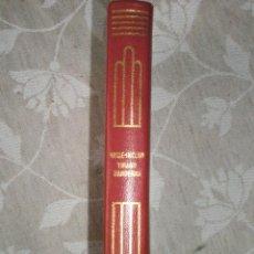 Libros de segunda mano: VALLE-INCLAN:TIRANO BANDERAS.AGUILAR: CRISOL LITERARIO,1969. Lote 40934426