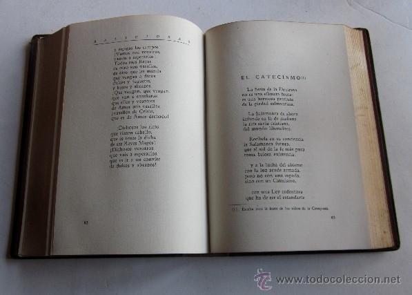 Libros de segunda mano: OBRAS COMPLETAS DE GABRIEL Y GALAN - 2 TOMOS AÑO 1941 - Foto 5 - 40934794