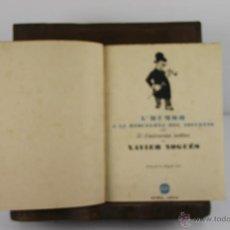 Libros de segunda mano: 4341- L'HUMOR A LA BARCELONA DEL NOUCENTS. XAVIER NOGUES. EDIT. AYMA. 1949. . Lote 41204123