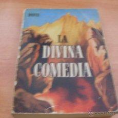 Libros de segunda mano: LA DIVINA COMEDIA (DANTE). TOMITO EDITORIAL PULGA Nº 230 (PUL). Lote 41320792