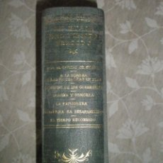 Libros de segunda mano: PROUST, M.: EN BUSCA DEL TIEMPO PERDIDO. CON TODOS SUS TEXTOS Y CRONOLOGÍA DE LA VIDA Y OBRAS DE PRO. Lote 41341417
