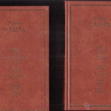 Libros de segunda mano: PREMIOS NADAL, LOTE 6 TOMOS - VER FOTOS ADICIONALES, OFERTA. Lote 41353887